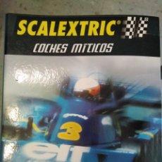 Scalextric: CARPETA NÚMERO 2 SCALEXTRIC. COCHES MÍTICOS.COMPLETA, DEL 25 AL 48. VER FOTOS. Lote 136332714