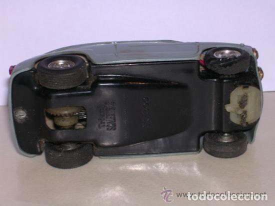 Scalextric: SEAT 600 . TC 600 , TRIANG SCALEXTRIC, FABRICADO EN ESPAÑA - COLOR AZUL OSCURO - Foto 5 - 136736882
