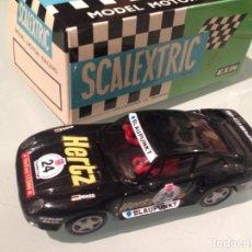 Scalextric: PORSCHE 959 HERTZ. Lote 137345470