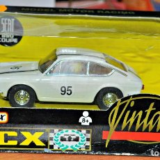 Scalextric: SEAT 850 COUPE VINTAGE DE TYCO SCALEXTRIC.. Lote 190622661