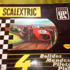 Scalextric: SCALEXTRIC GP 84 SEGUN FOTOS. Lote 138831270