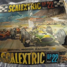 Scalextric: SCALEXTRIC GP 22 SIN COCHES ZXY. Lote 138876544