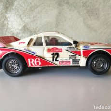 Scalextric: LANCIA RALLY R6 EXIN SCALEXTRIC . Lote 138930402