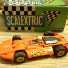 Scalextric: SIGMA F1 SCALEXTRIC EXIN. Lote 139116316
