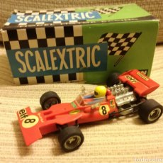 Scalextric: FORD TYRRELL ROJO SCALEXTRIC EXIN. Lote 139116466