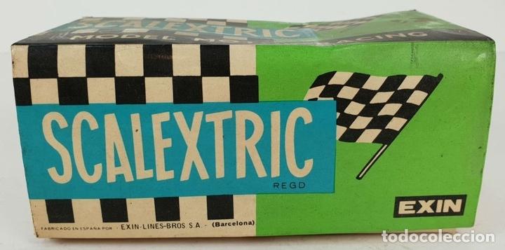 Scalextric: COCHE SCALEXTRIC. TYRRELL F-1 P-34. REF: 4054. CAJA ORIGINAL. CIRCA 1970. - Foto 7 - 139859158