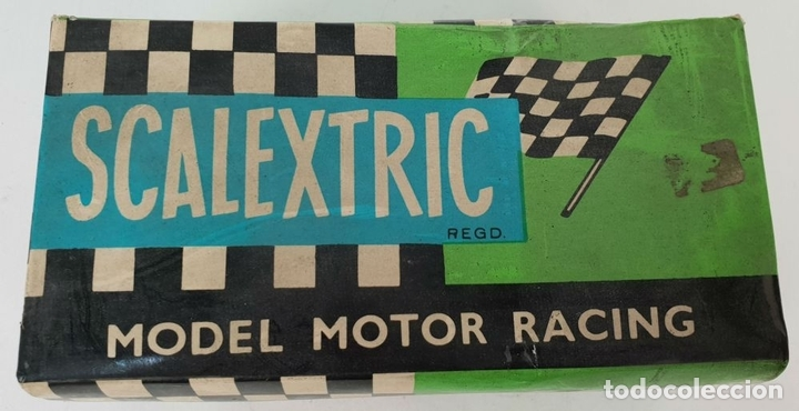 Scalextric: COCHE SCALEXTRIC. TYRRELL F-1 P-34. REF: 4054. CAJA ORIGINAL. CIRCA 1970. - Foto 9 - 139859158