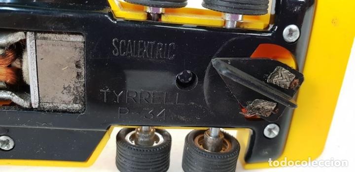 Scalextric: COCHE SCALEXTRIC. TYRRELL F-1 P-34. REF: 4054. CAJA ORIGINAL. CIRCA 1970. - Foto 11 - 139859158
