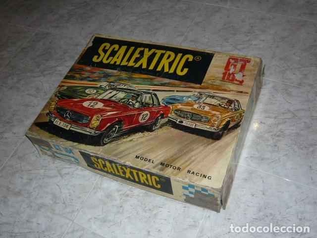 Scalextric: SCALEXTRIC EXIN CAJA CIRCUITO GT 104 - Foto 3 - 140177886