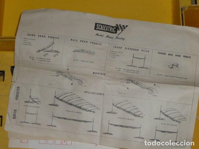 Scalextric: SCALEXTRIC EXIN CAJA CIRCUITO GT 104 - Foto 10 - 140177886