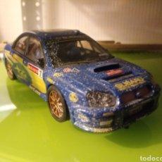 Scalextric: SCALEXTRIC SUBARU IMPREZA WRC. Lote 140484258