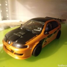 Scalextric: SCALEXTRIC SEAT LEON CLUB 2005. Lote 140485022