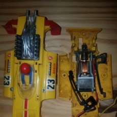 Scalextric: SCALEXTRIC SIGMA LOTE. Lote 140493422