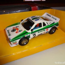 Scalextric: SCALEXTRIC. EXIN. LANCIA 037 SEVEN UP. REF. 4082 - 8313. Lote 140563442