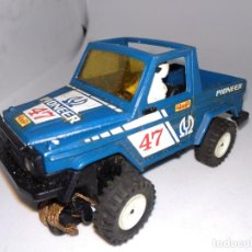 Scalextric: SCALEXTRIC MERCEDES 280 GE STS 4X4 JAGERMEISTER AZUL TODOTERRENO. Lote 140568762