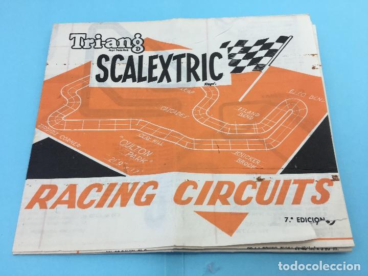 Scalextric: SCALEXTRIC - RACING CIRCUITS 7ª EDICION - #1 - Foto 3 - 140620994
