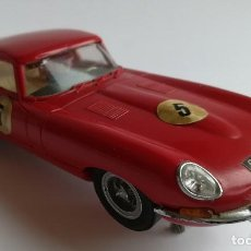 Scalextric: JAGUAR E C- 34 COCHE SCALEXTRIC MADE IN SPAIN. Lote 140775854