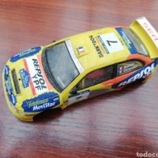 Scalextric: COCHE SCALEXTRIC. Lote 140893384
