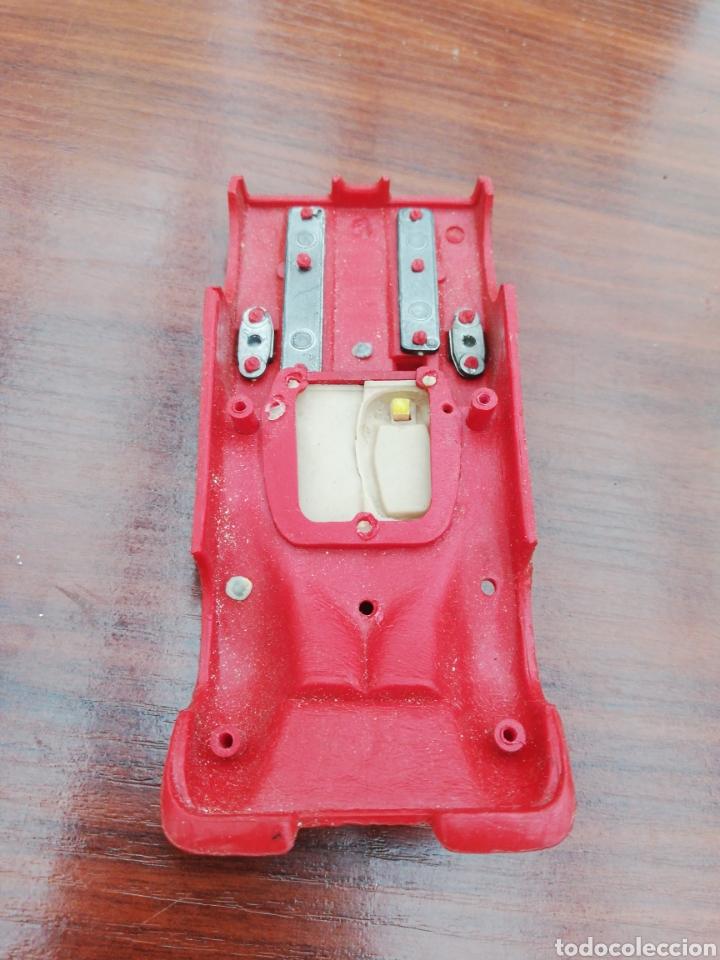 Scalextric: Coche Scalextric carroceria chaparral rojo - Foto 2 - 140895188