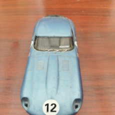 Scalextric: COCHE SCALEXTRIC JAGUARD ALTAYA. Lote 140899150