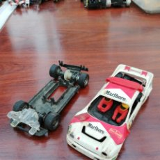 Scalextric: COCHE SCALEXTRIC FORD RS 200. Lote 140907352