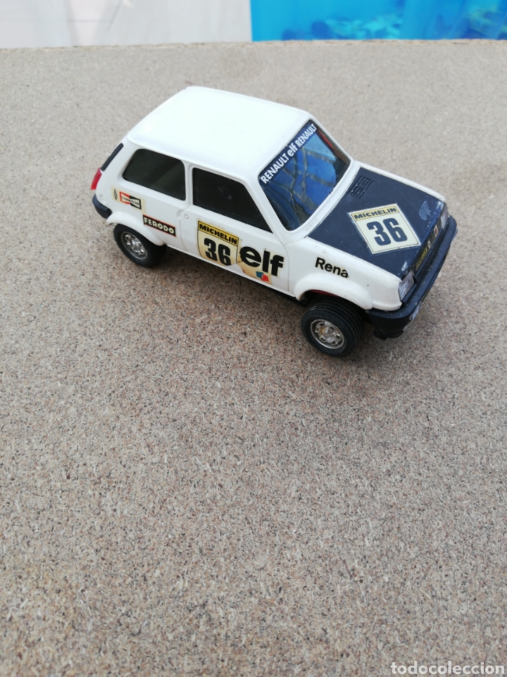 COCHE SCALEXTRIC (Juguetes - Slot Cars - Scalextric Exin)