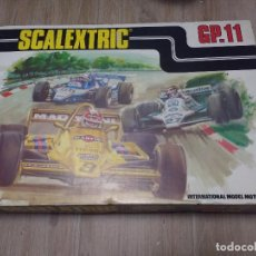 Scalextric: SCALEXTRIC. GP.11.. Lote 141557918