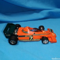 Scalextric: COCHE SCALEXTRIC EXIN BRABHAM BT - 46. Lote 151464665