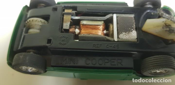 Scalextric: J4- MINI COOPER SCALEXTRIC C-45 EXIN - Foto 6 - 141782150