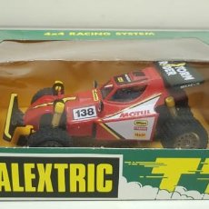 Scalextric: J4- BUGGY STORMRIDER SCALEXTRIC TT REF 7301. Lote 141864502
