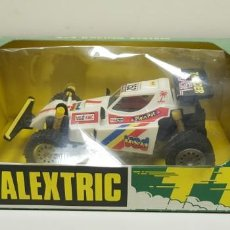 Scalextric: J4- SCALEXTRIC TT BUGGY THUNDERFLASH SCALEXTRIC TT EXIN REF 7300. Lote 141864974