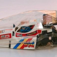 Scalextric: SCALEXTRIC EXIN TT 7730 BLISTER CARROCERIA BUGGY THUNDERFLASH SIN ABRIR NUEVO. Lote 142104214