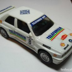 Scalextric: SCALEXTRIC. BMW M3 BLANCO TELEFUNKEN CON LUCES.. Lote 142163478