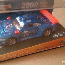 Scalextric: CLUB SCALEXTRIC PORSCHE 911 GT1 MILLENIUM. Lote 142178694