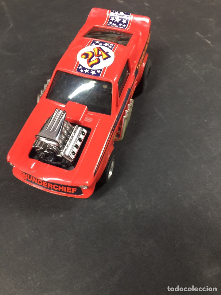 FORD MUSTANG EXIN SCALEXTRIC (Juguetes - Slot Cars - Scalextric Exin)
