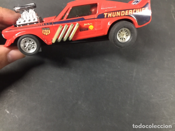Scalextric: Ford mustang exin scalextric - Foto 2 - 142209669