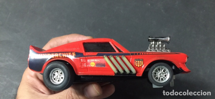 Scalextric: Ford mustang exin scalextric - Foto 4 - 142209669