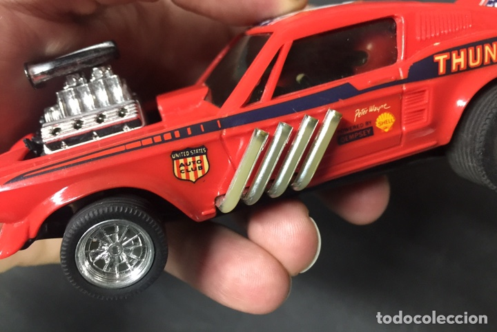 Scalextric: Ford mustang exin scalextric - Foto 7 - 142209669