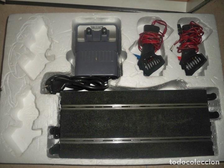 Scalextric: SCALEXTRIC CIRCUITO GT 15 PISTAS MANDOS RECTIFICADOR TRANSFORMADOR - Foto 2 - 130525586