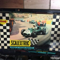 Scalextric: SCALEXTRIC TRIANG AÑOS 60. Lote 142641826