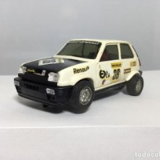 Scalextric: SCALEXTRIC RENAULT 5 COPA BLANCO EXIN. Lote 142730278