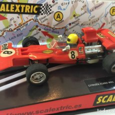 Scalextric: TYRRELL FORD ROJO SCALEXTRIC. Lote 143037922