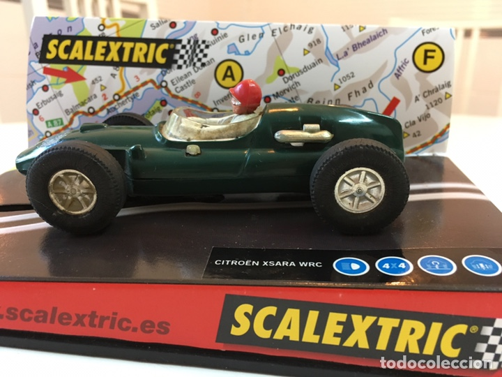 Scalextric: Cooper scalextric verde - Foto 4 - 143042928