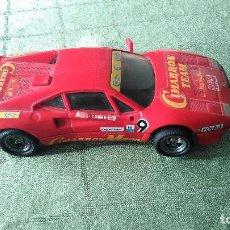 Scalextric: FERRARI GTO CIMARRON SCALEXTRIC REF 4075. Lote 143075878
