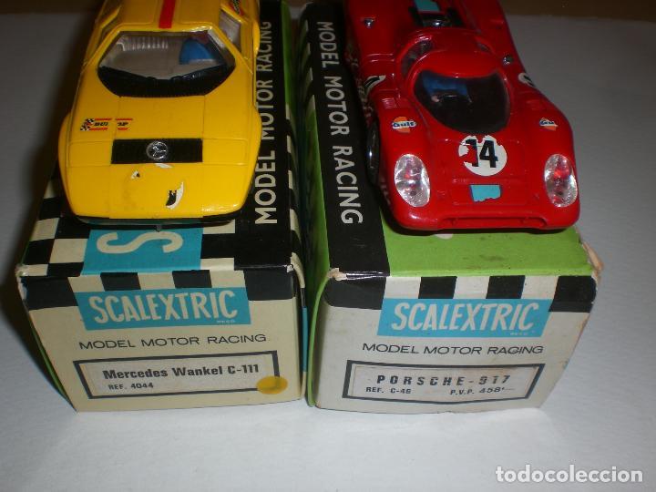 Scalextric: CIRCUITO SCALEXTRIC GT 104 - Foto 3 - 143137514