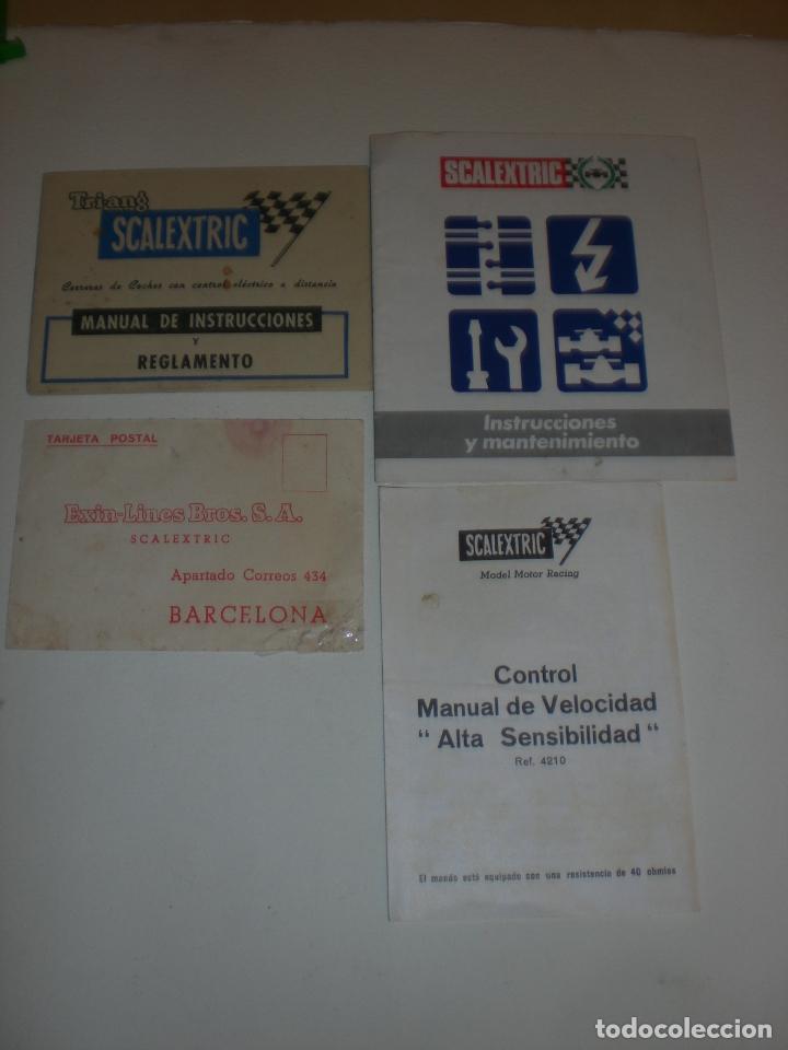 Scalextric: CIRCUITO SCALEXTRIC GT 104 - Foto 20 - 143137514