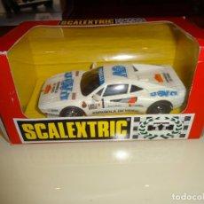 Scalextric: SCALEXTRIC. EXIN. FERRARI GTO ESPAÑOLA DE VIDEO. REF. 8307. Lote 143335942