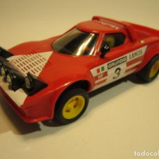 Scalextric: LANCIA STRATOS NUEVO SCALEXTRIC EXIN. Lote 143846414