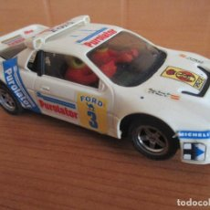 Scalextric: SCALEXTRIC: FORD RS 200 PUROLATOR. Lote 144235626