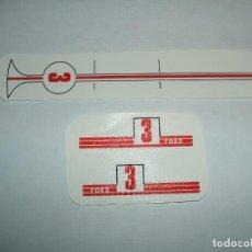 Scalextric: CALCAS AL AGUA FORD GT. Lote 222304793